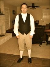 Acting as the Federalist Harrison Gray Otis